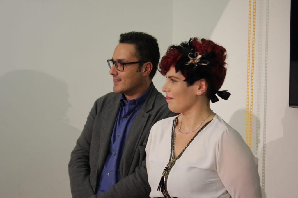 Ernesto Pastore e Daniela Moretti