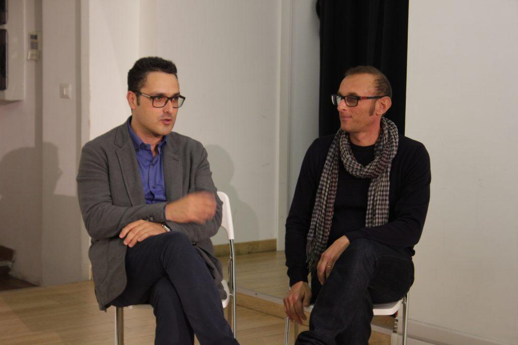 Ernesto Pastore e Fabio Mongelli