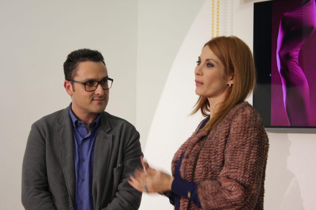Ernesto Pastore e Milena Miconi