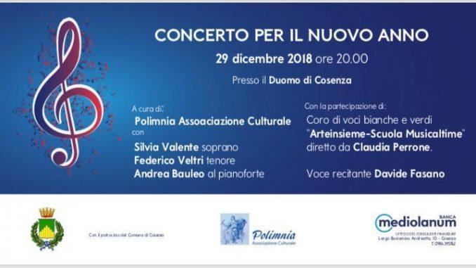 mediolanum concerto nuovo anno