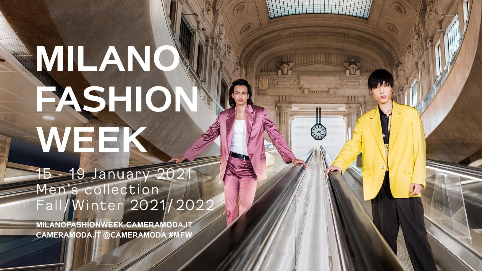 La Milano Fashion Week 2021 incontra la settima arte